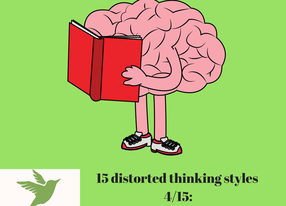 15 thinking styles that lead to massive anxiety 4/15: Mind Reading