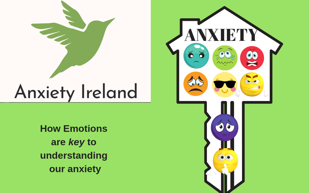 How Emotions are key to understanding our anxiety