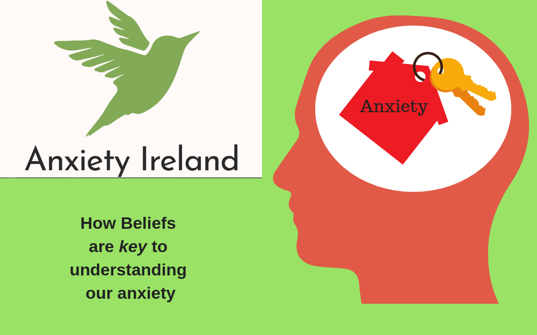 How Beliefs are key to understanding our anxiety