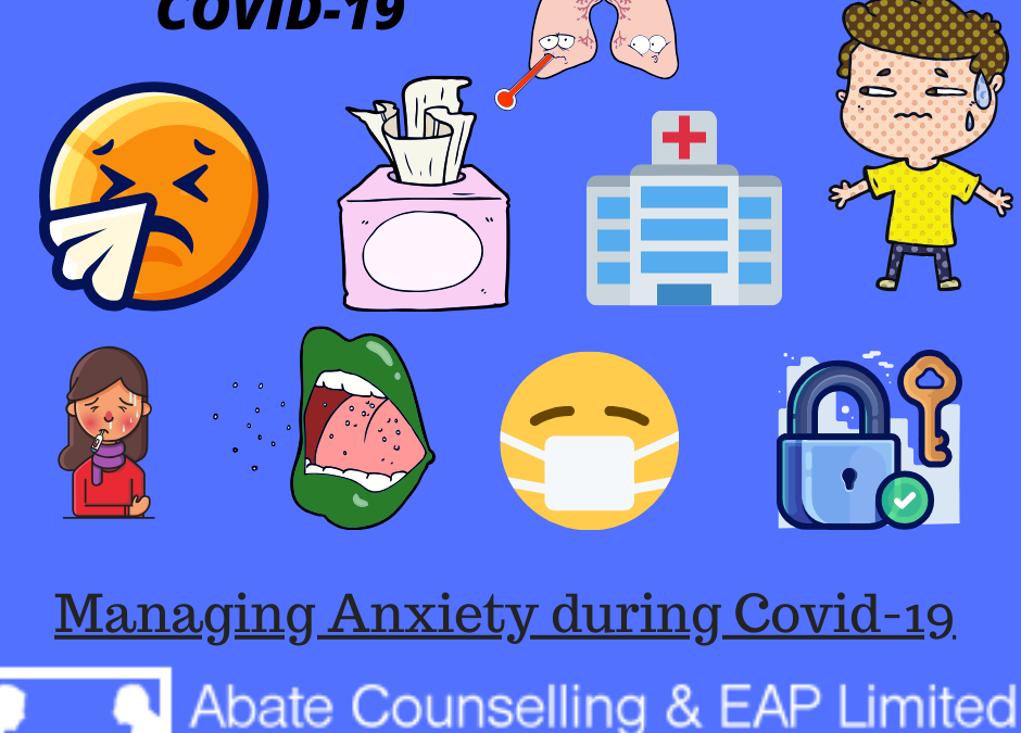 Managing Covid-19 Anxiety