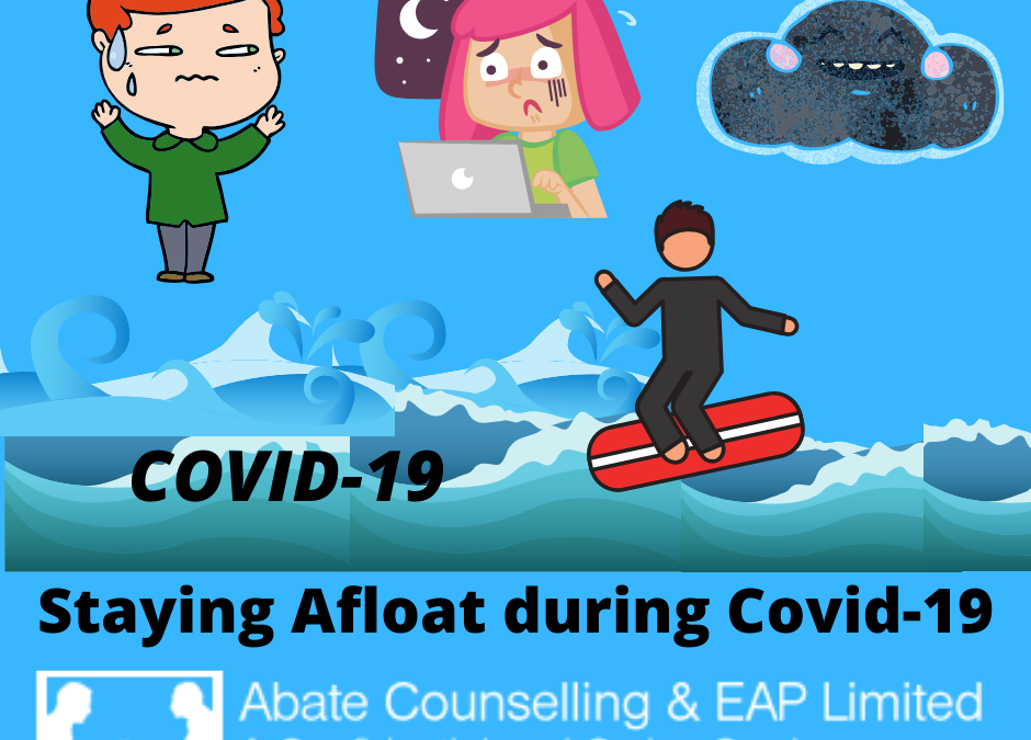 Staying Mentally Afloat During Covid-19